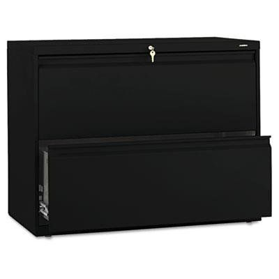 Hon Brigade 800 Series Two Drawer Lateral File 36w X 19 25d X