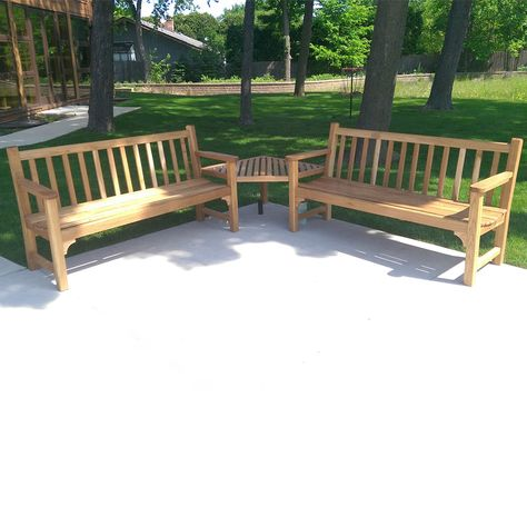 build a classic garden diy bench with dowel construction handy rh pinterest com au