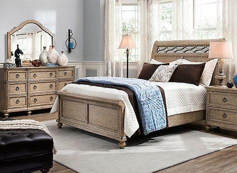 for a modern twist on a classic bedroom look to the adoline 4 piece rh pinterest com