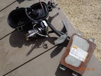 ワゴンrmc22s用純正hidキット 送料無料 エブリィ 点灯 送料