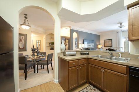 kitchen at camden south bay apartments in corpus christi texas rh pinterest com au