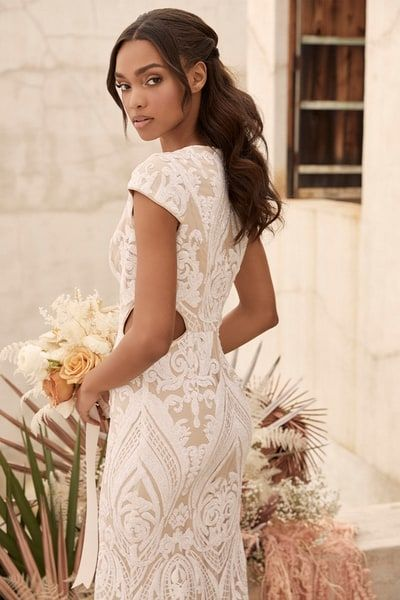Best Places To Buy A Wedding Dress Online Dress For The Wedding In 2020 Online Wedding Dress Bridal Gowns Mermaid Affordable Wedding Dresses