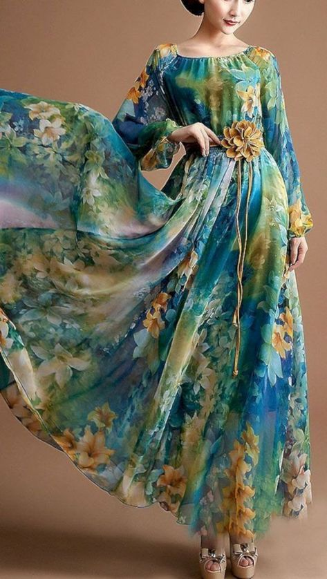 49 Stunning Maxi Dress Ideas For Women To Wear This Year