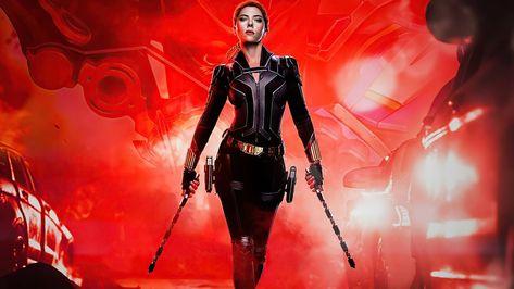 Marvel's Black Widow FanArt HD Black Widow Wallpaper