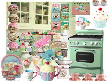 Best Cupcake Kitchen Decor Cupcake Kitchen Decor Kitchen Decor Sets Decor