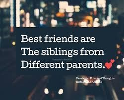 Thats Why They Are Called Sister Brother From Another Mother Brother Quotes Mothers Quotes Funny Big Brother Quotes