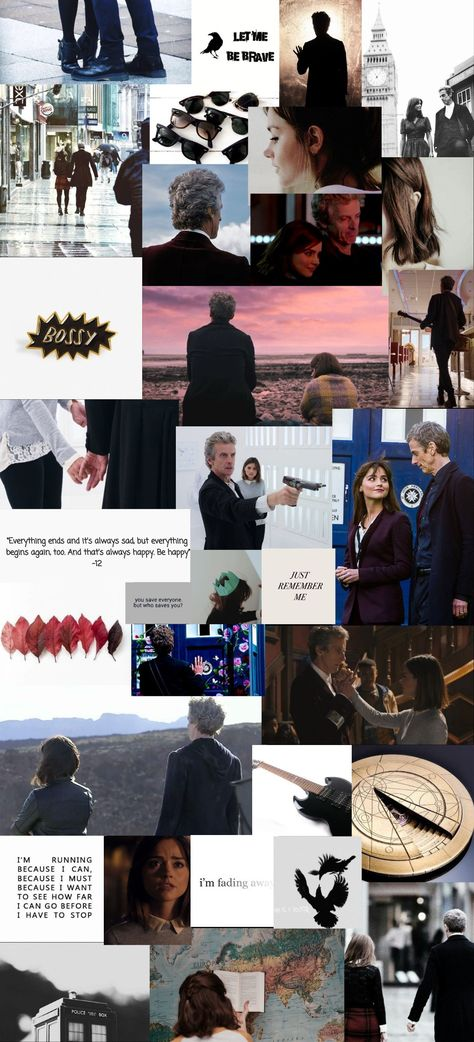 Doctor Who Clara, 12th Doctor, Twelfth Doctor, Doctor Who Wallpaper, Clara Oswald, Dr Who, Mad Men, Aesthetic Wallpapers, Music