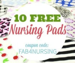 Free Carseat Canopy, Udder Nursing Covers, Pillow, Pads