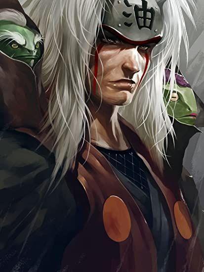 Wallpaper Of Naruto Shippuden Amazon Com Xxw Artwork Naruto Jiraiya Poster Uzumaki Naruto Coo In 2020 Wallpaper Naruto Shippuden Naruto Jiraiya Cool Anime Wallpapers