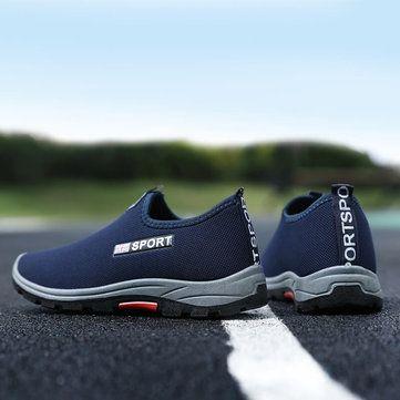 الرجال محبوك النسيج مريح تنفس الرياضة تشغيل أحذية رياضية عارضة In 2021 Shoes Puma Sneaker Sneakers