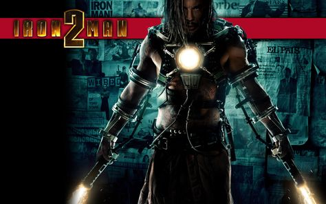 Iron Man Movie 2 Wallpapers   HD Wallpapers   ID #7289