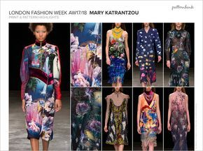 Patternbank brings you our biggest in-depth catwalk trend report. Highlighting the key Fall 2017 Print and Pattern trends from the latest New York, London,