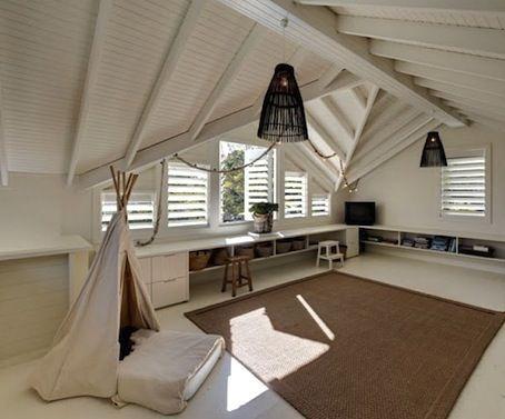 12 Unbelievable Secret Attic Rooms Ideas Maison Maison De Vacances Fait De Beau Reve