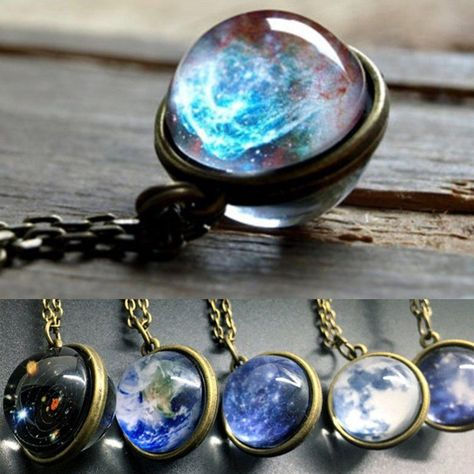 Galaxy Necklace & Jewelry Ideas #galaxynecklace #galaxyjewelry UNIVERSE IN A NECKLACE Galaxy Necklace Nebula Jewelry Stars And Universe Space -  $1.39 End Date: Thursday Jan-10-2019 17:25:56 PST Buy It Now for only: $1.39 Buy It Now   Add to watch list