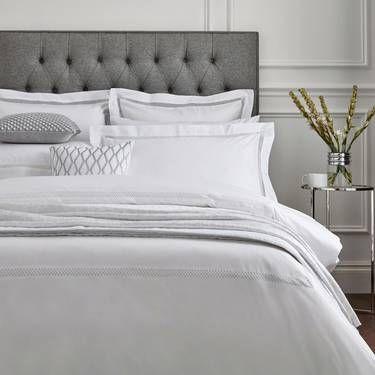 Hotel White On White Cotton Sateen 600 Thread Count Primo Duvet Cover Debenhams Super King Duvet Covers Duvet Covers White Duvet Covers