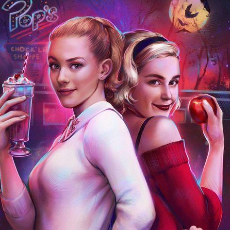 Betty and Sabrina