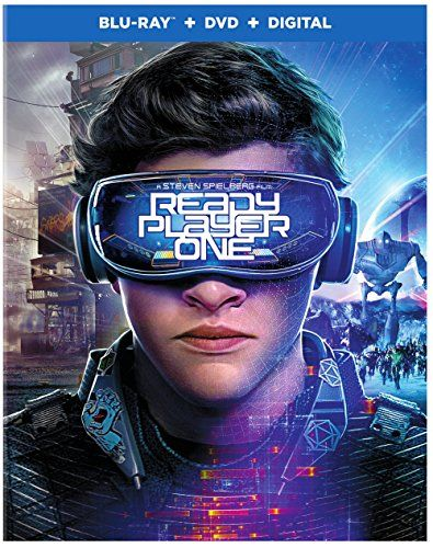 Ready Player One Bd Blu Ray Warner Manufacturing Https Smile Amazon Com Dp B079p9bwr8 Ref Cm Sw R Pi D Ready Player One Ready Player One Movie Player One