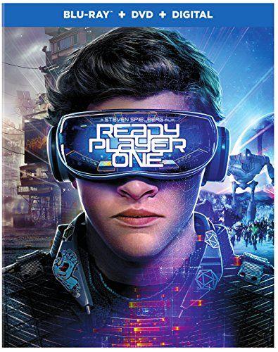Ready Player One Bd Blu Ray Warner Manufacturing Https Smile Dp B079p9bwr8 Ref Cm Sw R Pi D Ready Player One Ready Player One Movie Player One