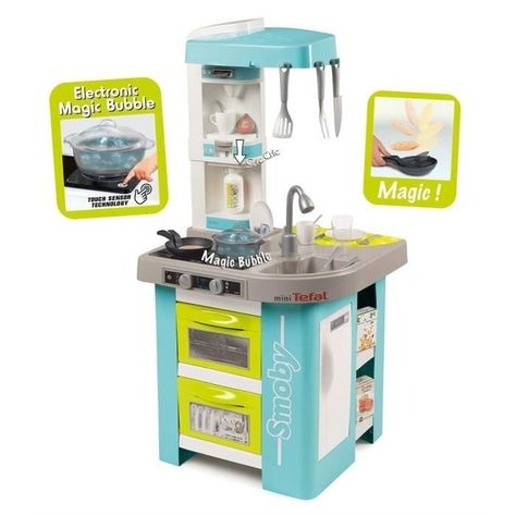 Smoby Cuisine Cook Master Kids Kitchen Play Set Kitchen Cooking