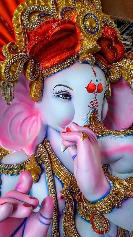 Hd Ganpati Bappa Wallpaper Download Mobcup In 2021 Ganpati Bappa Wallpapers Shri Ganesh Images Ganesh Photo Ganpati wallpaper hd download