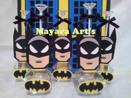 Pin Em Festa Batman