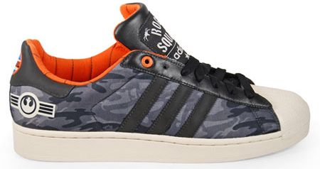 Cheap Adidas Originals x Star Wars Superstar II Rogue