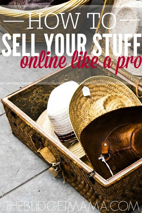 If you need to add more money in your pocket, selling off those unwanted items can make it easier to stretch your budget. How to sell your stuff online is super easy with these helpful tips.