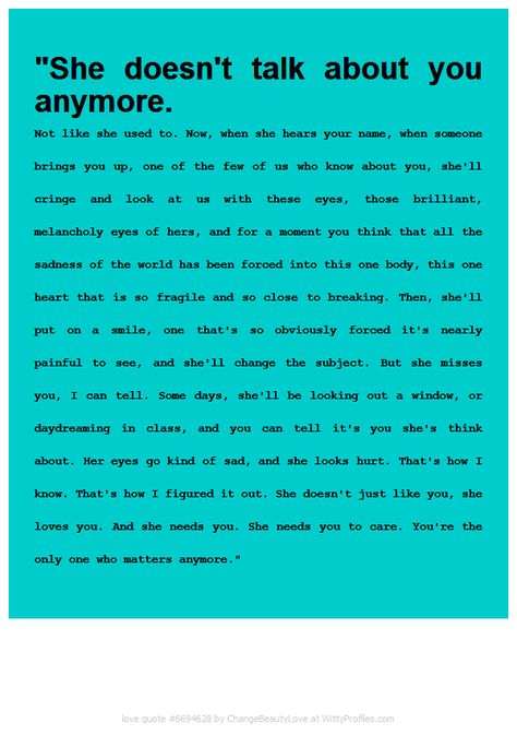 You Don T Love Me Anymore Quotes : anymore, quotes, Don't, Ideas, Relationship, Quotes,, Quotes