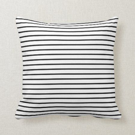 Pin On Black And White Throw Pillows