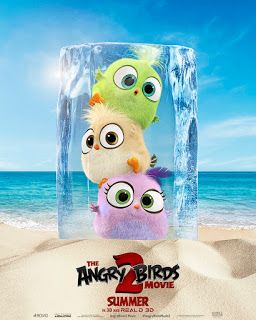 Movie Review The Angry Birds Movie 2 Angry Birds Movie Angry Birds Angry Birds 2 Movie