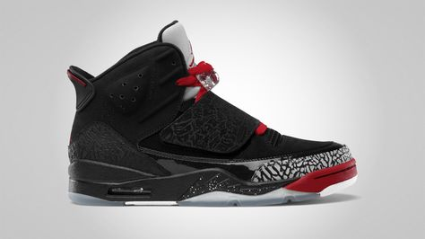 Jordan Son of Mars Black / Varsity Red Official Images &#124; KicksOnFire &#124; Shoes  <3 &#124; Pinterest &#124; Sons, Gray and Shoe game