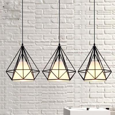 Moderne éclairage De Plafond Creative Fer Forgé Lustre Bar
