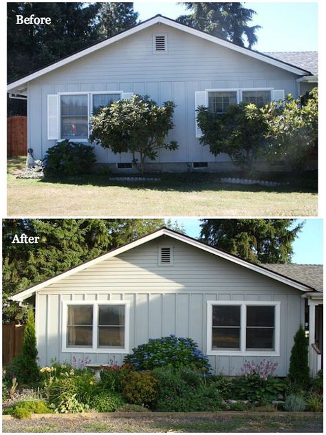the remodeling series part 1 ranch to cottage derp ranch rh pinterest com