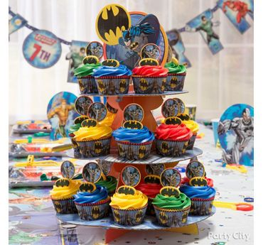 Party Ideas Justice League Party Geek Party 6th Birthday Parties