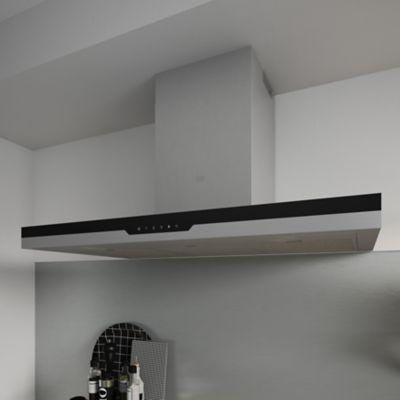 Hotte Decorative Cooke Lewis Clbhs90 90 Cm En 2020 Castorama Source Lumineuse Prise De Courant