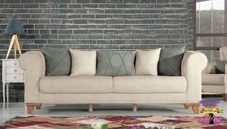 الوان وانواع قماش انتريهات 2021 واسعارها المختلفة وجودتها والاكثر استخدام فى تنجيد الأنتريهات Modern Furniture Sofas Living Room Modern Sofa Furniture