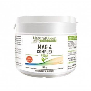 Mag 4 Complex Integratori Alimentari Sistema Nervoso Centrale Aminoacidi