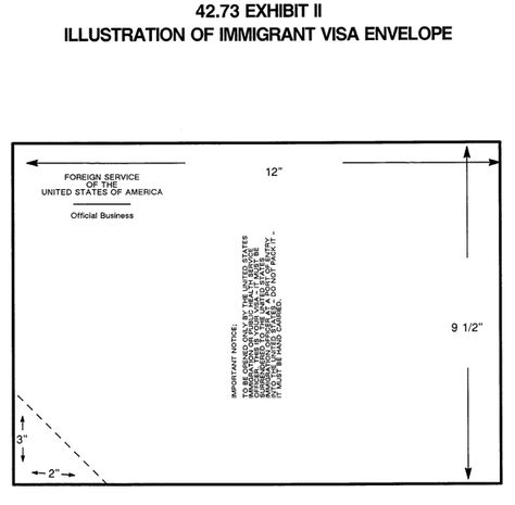 Best Immigration Document Samples Images On