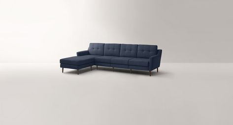 the king sofa with chaise long sectional sofas for the home rh pinterest ie