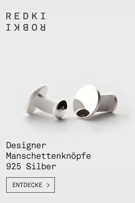 Grom Design Manschettenknöpfe