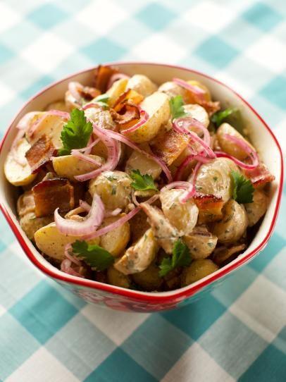 Potato Salad Recipe Alton Brown