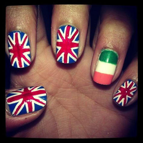 if you want a 1d design  one direction nails nails cool