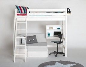 Futon Bunk Bed With Desk Ideas On Foter Bunk Bed With Desk Loft Bed With Couch Futon Bunk Bed