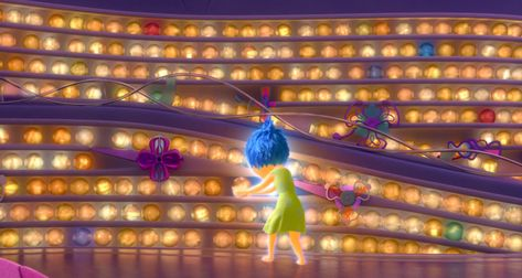 New 'Inside Out' TV Spot: Brain Freeze! | Rotoscopers