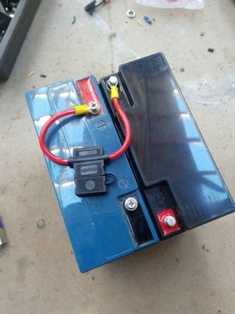 Battery Upgrade For 24v Grave Digger Power Wheels Power Wheels