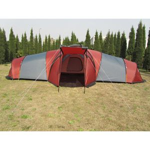 Ozark Trail Tundra Plus 9-person 3 Room Dome Tent C&ing  Walmart.  sc 1 st  Pinterest & Ozark Trail Tundra Plus 9-person 3 Room Dome Tent: Camping ...