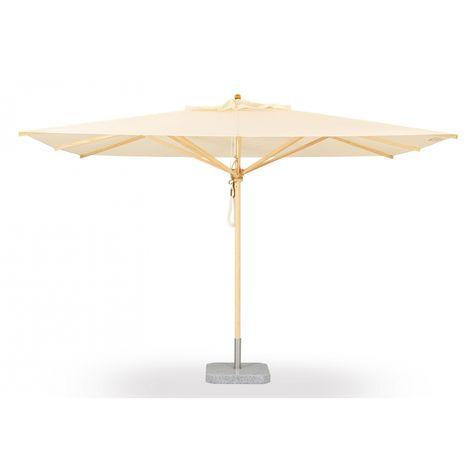Sonnenschirm Klassiker Von Weishaupl Quadratisch 190 Cm Patio