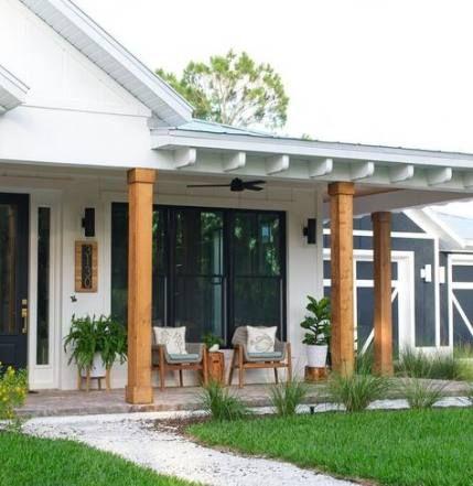 House Exterior Modern Farmhouse Metal Roof 37 Ideas For 2019