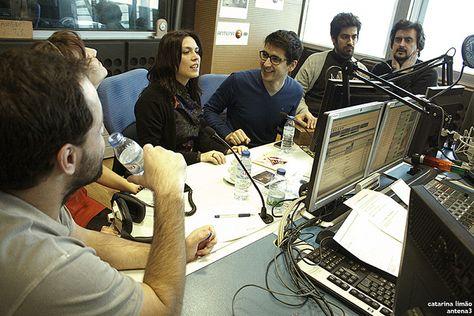 Deolinda na Antena 3