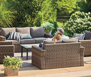 New Outdoor Arrivals Patio Furniture Gazebos More Big Lots
